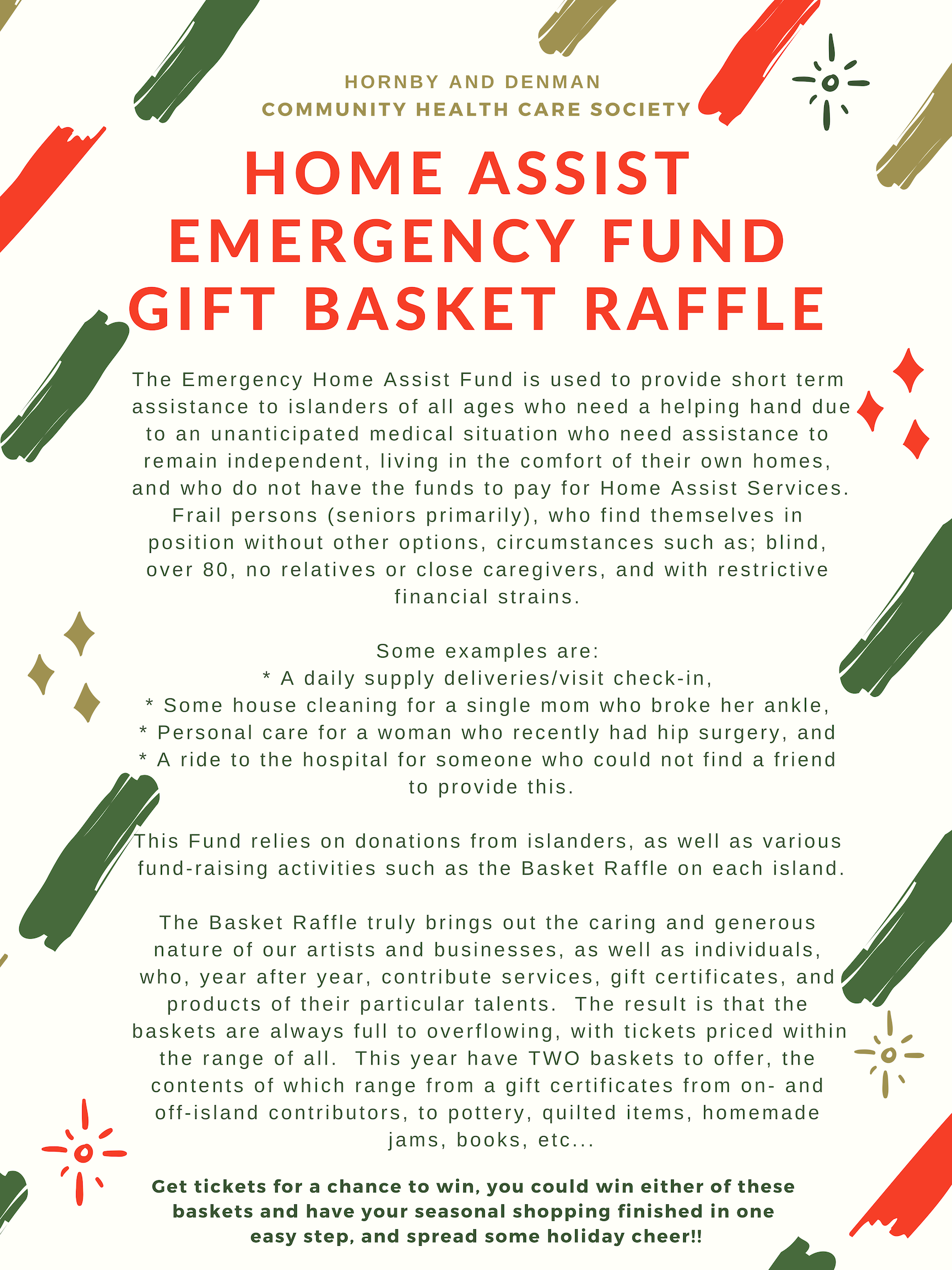 Emergency Fund Raffle_InfoPoster