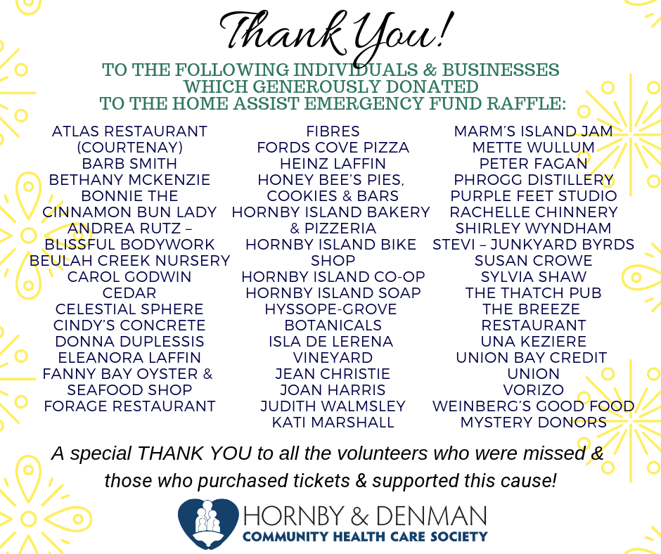 Thank you_Home Assist Emergency Fund Raffle_2018